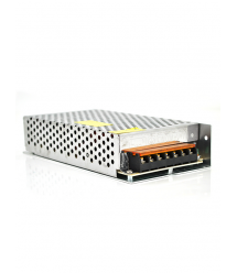 Импульсный блок питания Ritar RTPS24-400 24В 16.66А (400Вт) перфорированный (220*117*55) 0,78 кг (215*113*48)