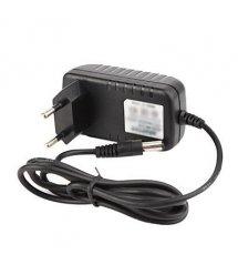 Импульсный адаптер питания 12В 2А (24Вт) YOSO ZH120200DC штекер 5.5 / 2.5 длина 0,9м Q200