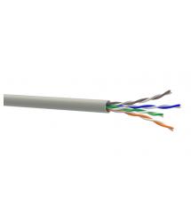 Кабель Одескабель КПВ-ВП (350) 4*2*0,50 (UTP-cat.5Е), OK-net, (CU), для внутр. работ, 500м.