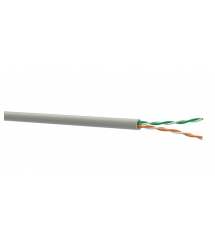 Кабель Одескабель КПВ-ВП (100) 2*2*0,48 (UTP-cat.5-SL), OK-net, CU, для внутр. работ, 305м.
