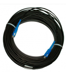 Патчкорд оптический SC / UPC-SC / UPC (ОКТ-Д(0,5)-1Е) 10м.