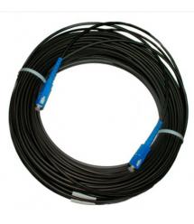 Патчкорд оптический SC / UPC-SC / UPC (ОКТ-Д(0,5)-1Е) 155м.