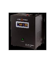 ИБП с правильной синусоидой RITAR RTSWrl-600, с переключнием тока заряда 10Ah и 15Ah