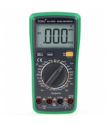 Мультиметр BAKKU BA-890D Измерения: V, A, R, C (200*130*56) 0.52 кг (180*90*45)