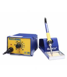 Паяльная станция BAKKU BK-936A, паяльник с блоком регулировки, Box (263*215*118) 1,78 кг