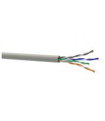 Кабель Одескабель КПВ-ВП (350) 4*2*0,51 (UTP-cat.5Е), OK-net, (CU), для внутр. работ, 500м.