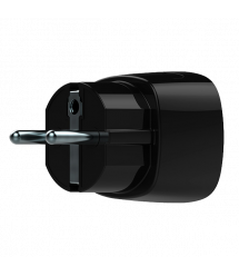 Беспроводная управляемая розетка Ajax Socket black
