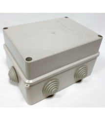 Коробка распределительная наружная 150x110x90 IP55 цвет белый