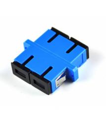 Адаптер оптический Соединение SC / UPC-SC / UPC DUPLEX, в пачке по 20 штук Q20