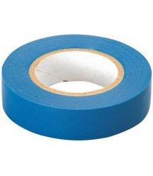 Изолента 0,15мм*15мм*10м (синяя), диапазон рабочих температур: от - 10°С до + 80°С, высокое качество!!! 10 шт. в упаковке, цена
