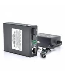 Медиаконвертор YOSO A (IC+113), 1310 WDM одноволоконный Full / Half duplex , SC 25km (0 +70°C), + блок питания 5V 1A Q60