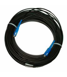 Патчкорд оптический SC / UPC-SC / UPC (ОКТ-Д(1,0)-1Е) 125м.
