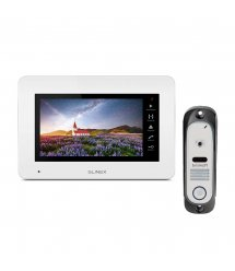 Комплект видеодомофона Slinex XS-07M + IM-10