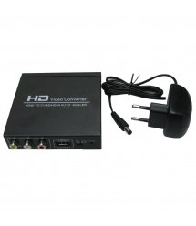 Конвертер HDMI-AV