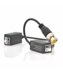 Пассивный приемопередатчик видеосигнала N101P-HD-A2 AHD / CVI / TVI, 720P / 1080P - 400 / 200 метров, цена за пару