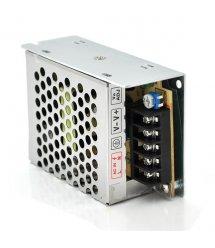 Импульсный блок питания Ritar RTPS12-60 12В 5А (60Вт) перфорированный Q60 (115*85*41) 0,21 кг (110*78*37)