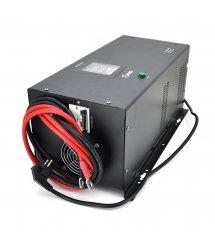 ИБП с правильной синусоидой Europower PSW-EP5000WM24 (3500 Вт) 20А, настенный, под внешнюю АКБ 24В , Q1 640*335*325 24,5 кг