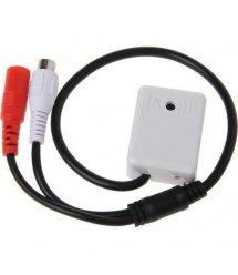 Микрофон для IP камер и видеорегистраторов