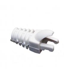 Колпачок изолирующий RJ-45 White Cat.5 / Cat.6 (100 шт / уп.) Q100